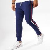 /achat-pantalons-carreaux/frilivin-pantalon-avec-bandes-bm1052-bleu-roi-158861.html