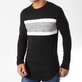 /achat-t-shirts-longs-oversize/frilivin-tee-shirt-manches-longues-oversize-3916-noir-158877.html