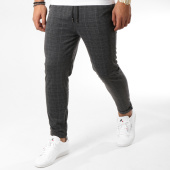 /achat-pantalons-carreaux/frilivin-pantalon-carreaux-1405-noir-gris-anthracite-158943.html