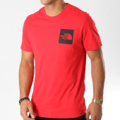 /achat-t-shirts/the-north-face-tee-shirt-fine-rouge-158944.html