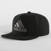 /achat-snapbacks/adidas-casquette-snapback-h90-logo-cf4869-noir-158971.html