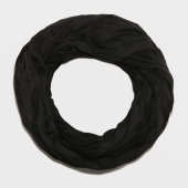 /achat-echarpes-foulards/masterdis-foulard-tube-wrinkle-loop-10054-noir-158986.html
