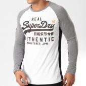 /achat-t-shirts-manches-longues/superdry-tee-shirt-manches-longues-vintage-logo-pnl-gris-noir-159057.html