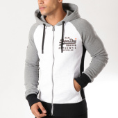 /achat-sweats-zippes-capuche/superdry-sweat-zippe-capuche-vintage-logo-panel-gris-chine-159066.html