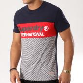 /achat-t-shirts/superdry-tee-shirt-trophy-micro-aop-bleu-marine-gris-chine-159071.html