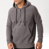 /achat-sweats-capuche/wrung-sweat-capuche-north-gris-anthracite-chine-159023.html