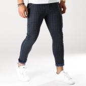 /achat-pantalons-carreaux/classic-series-pantalon-carreaux-9610-noir-bleu-clair-159239.html