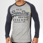 /achat-t-shirts-manches-longues/superdry-tee-shirt-manches-longues-vintage-logo-pnl-gris-chine-bleu-marine-159247.html