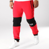 /achat-pantalons-joggings/the-north-face-pantalon-jogging-himalyan-rouge-noir-159289.html