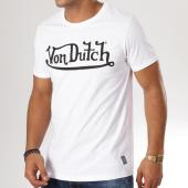 /achat-t-shirts/von-dutch-tee-shirt-best-blanc-noir-159309.html