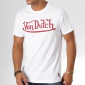 /achat-t-shirts/von-dutch-tee-shirt-best-blanc-rouge-159310.html