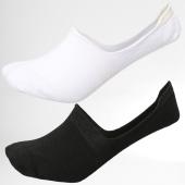 /achat-chaussettes/classic-series-lot-de-2-paires-de-chaussettes-uni-blanc-noir-159327.html
