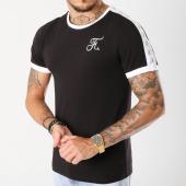 /achat-t-shirts/final-club-tee-shirt-premium-fit-avec-bandes-140-noir-159426.html