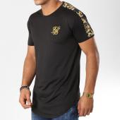 /achat-t-shirts-longs-oversize/siksilk-tee-shirt-oversize-gym-13177-noir-renaissance-159372.html