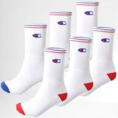 /achat-chaussettes/champion-lot-de-6-paires-de-chaussettes-y081y-blanc-rouge-bleu-marine-159574.html