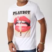 /achat-t-shirts/playboy-tee-shirt-match-blanc-159510.html