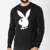 /achat-sweats-col-rond-crewneck/playboy-sweat-crewneck-bunny-noir-159568.html