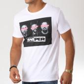 /achat-t-shirts/sniper-tee-shirt-mug-shots-blanc-159480.html