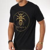 /achat-t-shirts/anthill-tee-shirt-watermark-noir-dore-159718.html