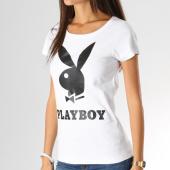 /achat-t-shirts/playboy-tee-shirt-femme-logo-blanc-noir-159698.html