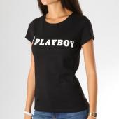 /achat-t-shirts/playboy-tee-shirt-femme-logo-alternate-noir-blanc-159701.html