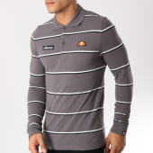 /achat-polos-manches-longues/ellesse-polo-manches-longues-maffio-gris-anthracite-159783.html