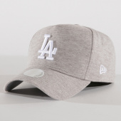 /achat-casquettes-de-baseball/new-era-casquette-femme-mlb-jersey-los-angeles-dodgers-11794654-gris-chine-159750.html
