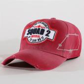 /achat-casquettes-de-baseball/vip-clothing-casquette-squad-2-bordeaux-159772.html