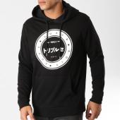 /achat-sweats-capuche/13-block-sweat-capuche-ring-noir-159978.html