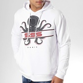 /achat-sweats-capuche/13-block-sweat-capuche-octopus-blanc-159987.html