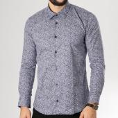 /achat-chemises-manches-longues/classic-series-chemise-manches-longues-ch-010-bleu-marine-blanc-floral-160045.html