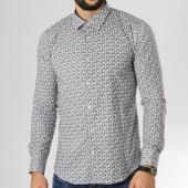 /achat-chemises-manches-longues/classic-series-chemise-manches-longues-ch-008-blanc-noir-floral-160064.html