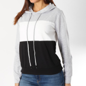 /achat-sweats-capuche/girls-only-sweat-capuche-femme-6019-gris-chine-blanc-noir-159960.html