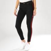 /achat-jeans/girls-only-jean-femme-skinny-avec-bandes-7152-noir-rouge-160020.html