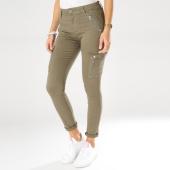 /achat-pantalons-cargo/girls-only-pantalon-cargo-femme-768-vert-kaki-160026.html