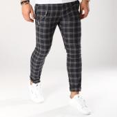 /achat-pantalons-carreaux/ikao-pantalon-carreaux-f250-bleu-marine-marron-159980.html
