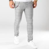 /achat-pantalons-carreaux/ikao-pantalon-carreaux-f249-gris-noir-bleu-159984.html