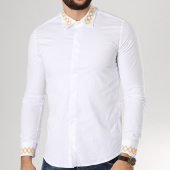 /achat-chemises-manches-longues/ikao-chemise-manches-longues-f255-blanc-160012.html