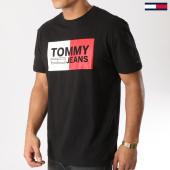 /achat-t-shirts/tommy-hilfiger-jeans-tee-shirt-essential-splint-box-5549--noir-159924.html