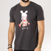 /achat-t-shirts/lapins-cretins-tee-shirt-spoof-assassin-gris-anthracite-160268.html