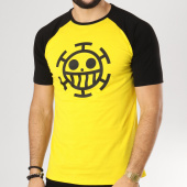 /achat-t-shirts/one-piece-tee-shirt-trafalgar-law-jaune-noir-160246.html