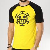 /achat-t-shirts/one-piece-tee-shirt-trafalgar-law-jaune-noir-160246.html