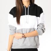 /achat-sweats-capuche/urban-classics-sweat-capuche-oversize-femme-tb1843-gris-chine-blanc-noir-160161.html