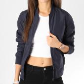 /achat-vestes/urban-classics-veste-zippee-femme-tb1217-bleu-marine-160296.html