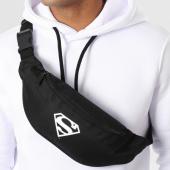 /achat-sacs-banane/superman-sac-banane-logo-noir-160452.html