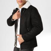 /achat-vestes/frilivin-veste-zippee-suedine-col-mouton-dm001-noir-ecru-160506.html