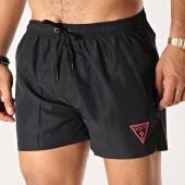 /achat-maillots-de-bain/guess-short-de-bain-f91t00tel60-noir-rouge-160563.html