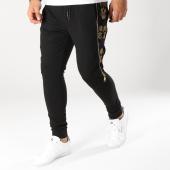 /achat-pantalons-joggings/john-h-pantalon-jogging-zips-2261-noir-dore-160471.html