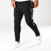 /achat-pantalons-joggings/john-h-pantalon-jogging-zips-2261-noir-argente-160472.html