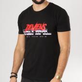 /achat-t-shirts/vald-tee-shirt-deviens-genial-noir-rouge-160558.html